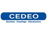 Atout plombier METZ - logo CEDEO