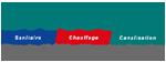 Atout plombier METZ - logo BROSSETTE